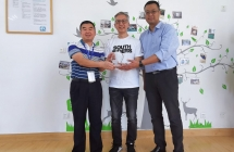 Visit PPG Coating, Nansha, China 20190615